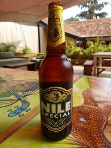 Bier - Nile Uganda - klein