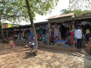 afrikanischer kunsthandwerkmarkt