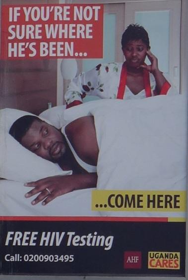 aidskampagne uganda 1