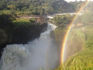 - murchinson falls rainbow