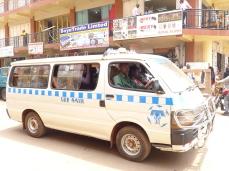taxi uganda matatu