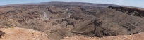 fish river canyon pano