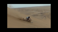 sandboarding jump h