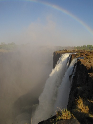 vicfalls rainbow --