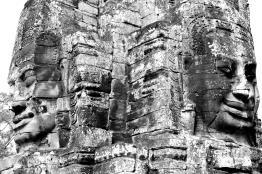 siem reap - angkor thom - bayon 2