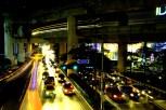 bangkok traffic -- color kontrast